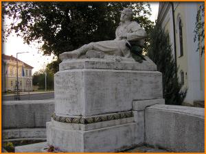 Somogyi Sándor: I. világháborús emlékmű